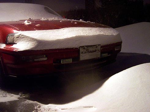 Vig In Snow