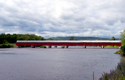 Fort Colounge Covered Bridge