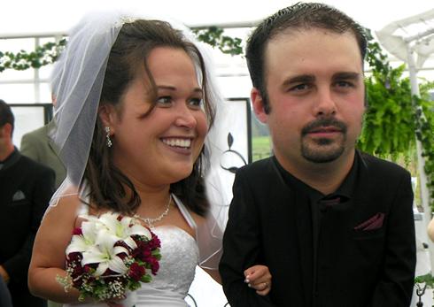 Kim Mitch Wedding