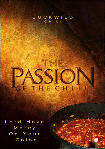 Passion of the Chili